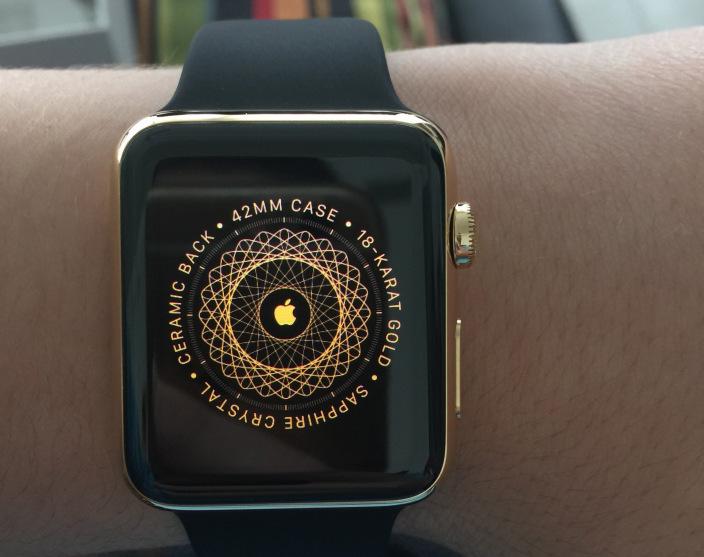 Первые Apple Watch Edition нашли своих покупателей