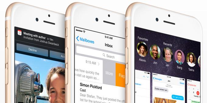 Качественные изменения в iOS 9