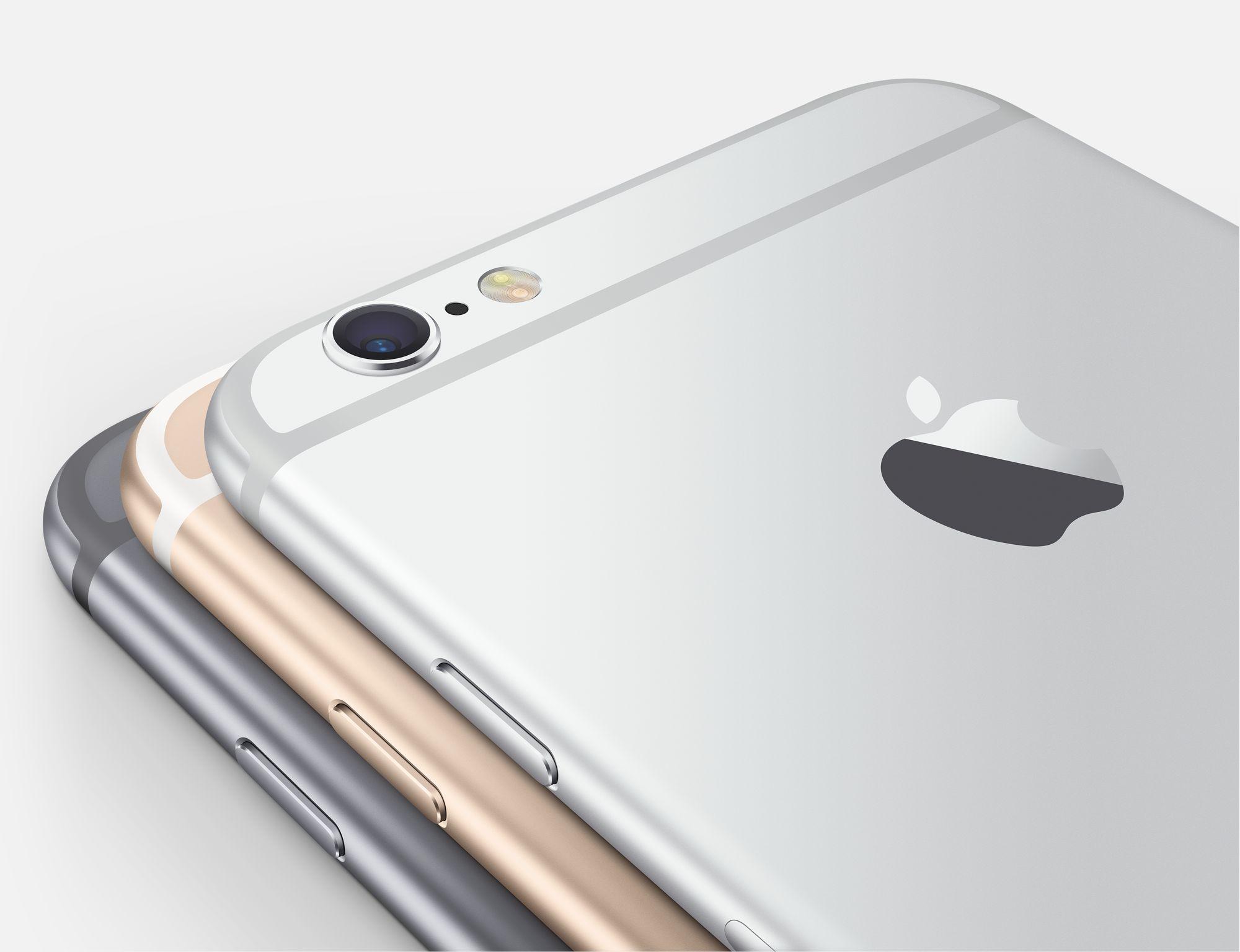 Новые модели iPhone будут с 12Мп камерой