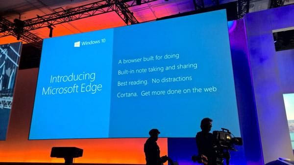 Новый браузер от Microsoft получил имя