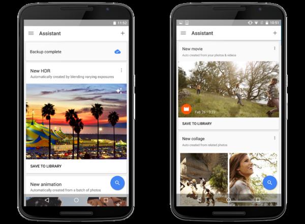 У Google появился безлимитное и бесплатное хранилище для фото