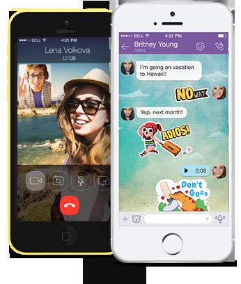 Быстрый ответ в Viber от QuickReplier