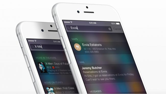 iOS 9 получит нового «личного секретаря»