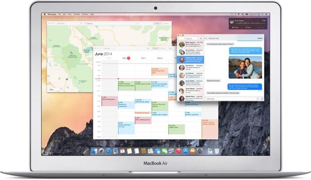 Вышла beta 3 OS X Yosemite 10.10.4