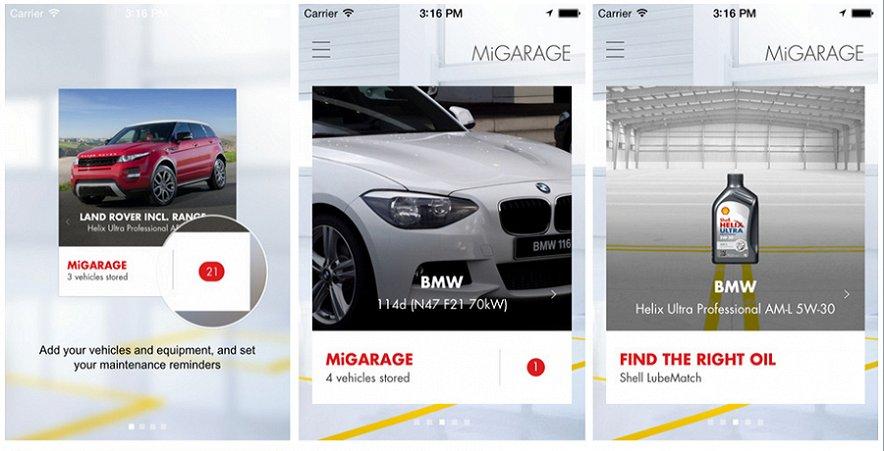 Здоровье автомобиля под контролем miGarade от Shell