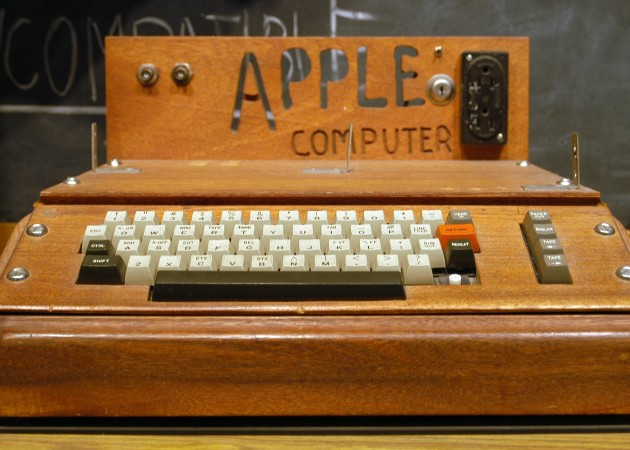 В утиль был сдан компьютер Apple стоимостью в 200 000 долларов