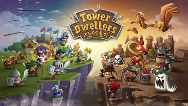 Tower Dwellers Gold — переиздание популярного Tower Defence