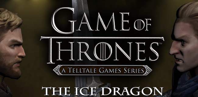 Game of Thrones: The Ice Dragon совсем скоро