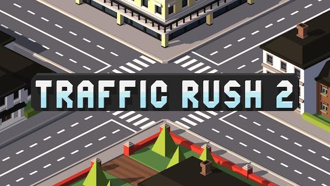 Traffic Rush 2 скачать игру