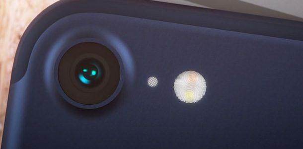 Опубликована фотография вероятного модуля камеры для iPhone 7