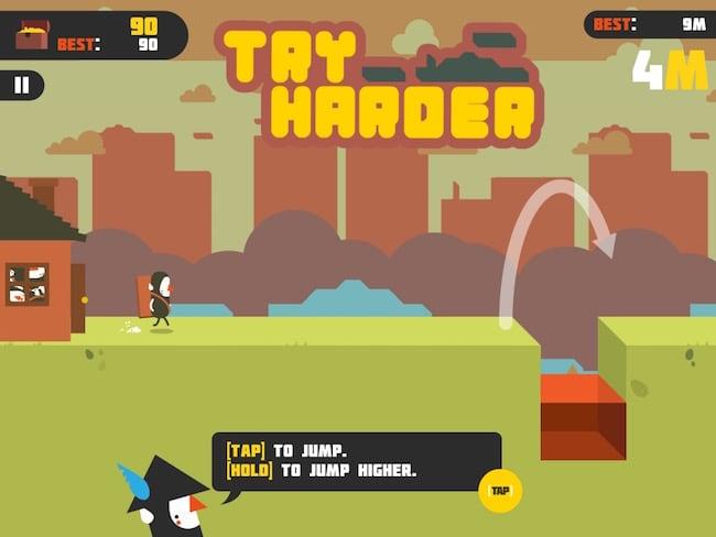 Try Harder — ищи разгадку в гибели