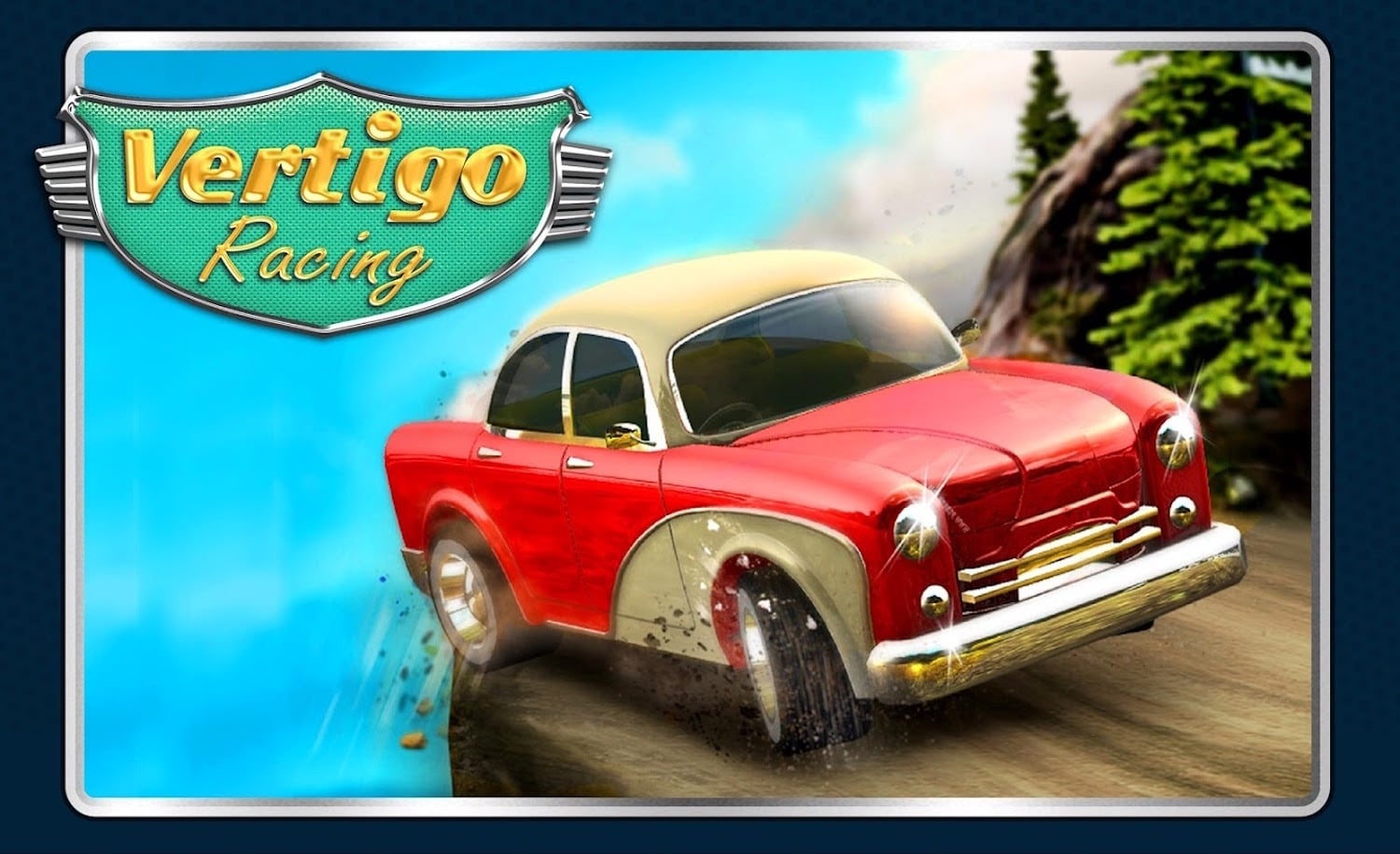 Vertigo Racing — годный тайм-киллер от Chillingo
