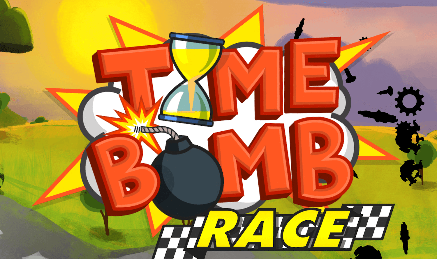 Time Bomb Race — всем аркадам аркада