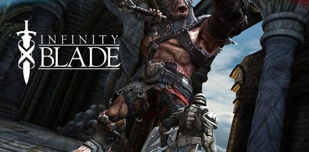 Chair Entertainment раздаёт все три части Infinity Blade по $0.99
