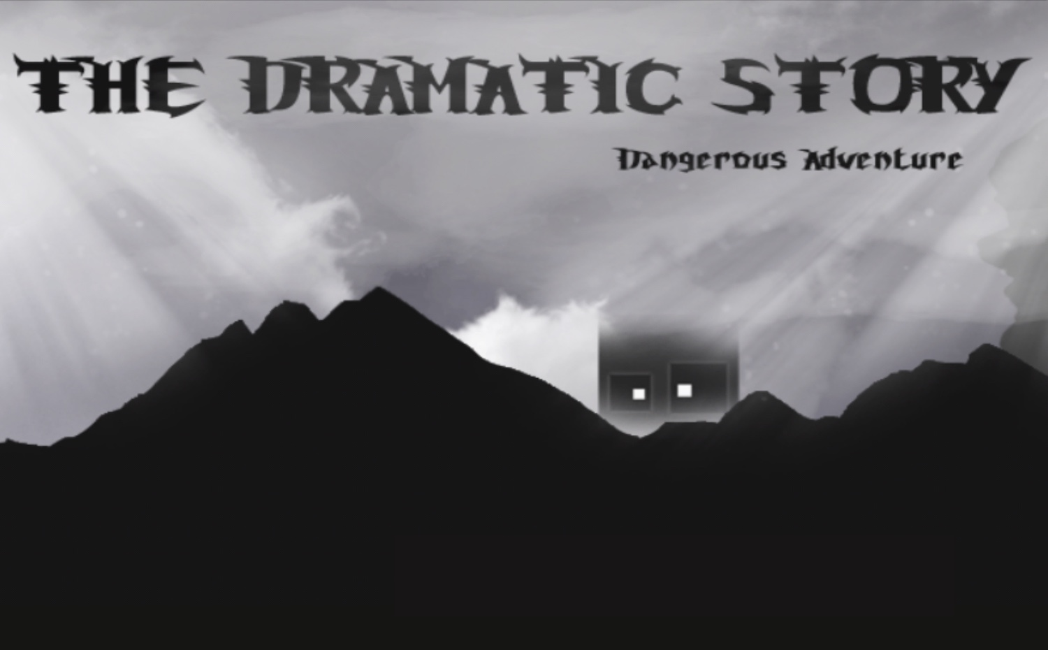 The Dramatic Story: Dangerous Adventure — бородатый платформер