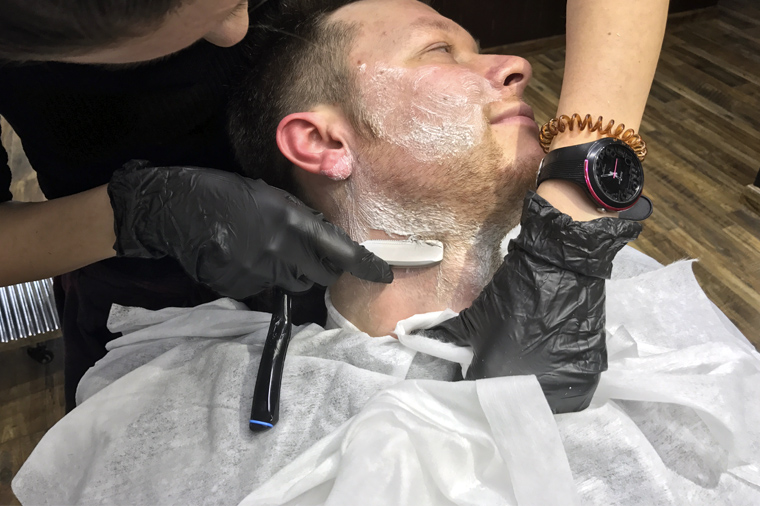 Что такое барбершоп и чем это лучше парикмахерской. Проверили на себе