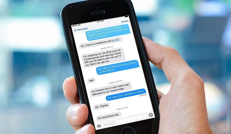 В iOS 11.3 снова можно загружать сообщения в iCloud