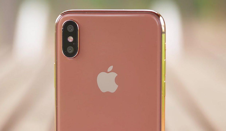 Apple готовит iPhone X в новом цвете для восстановления продаж