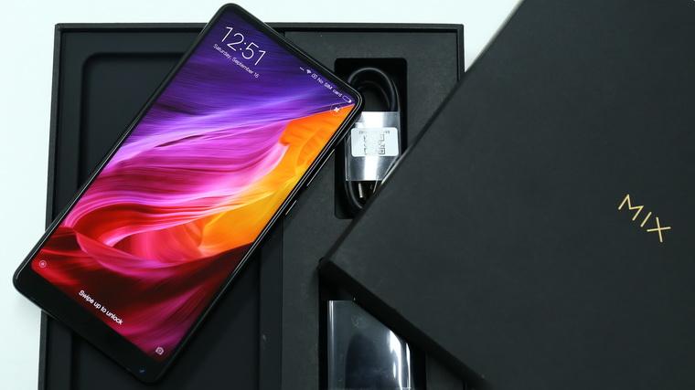 Что не так в Xiaomi Mi Mix 2S? Разобрались