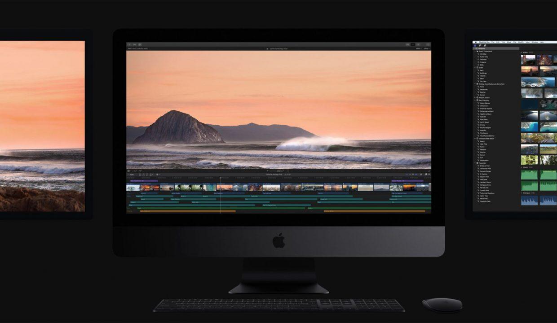 Новый модульный Mac Pro выйдет в 2019 году