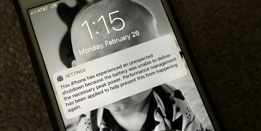 Apple придумала, как ускорить замену аккумулятора iPhone
