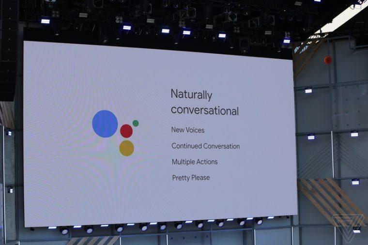 Итоги конференции Google I/O 2018. Google порвала Apple